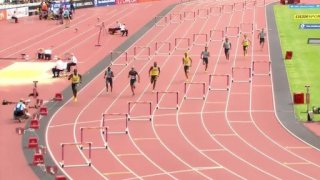 IAAF Diamond League 2013 - Londýn 2