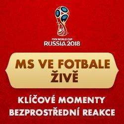 ČT sport – MS ve fotbale 2018