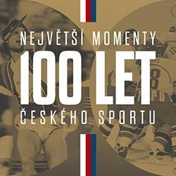 ČT sport - Největší momenty 100 let českého sportu