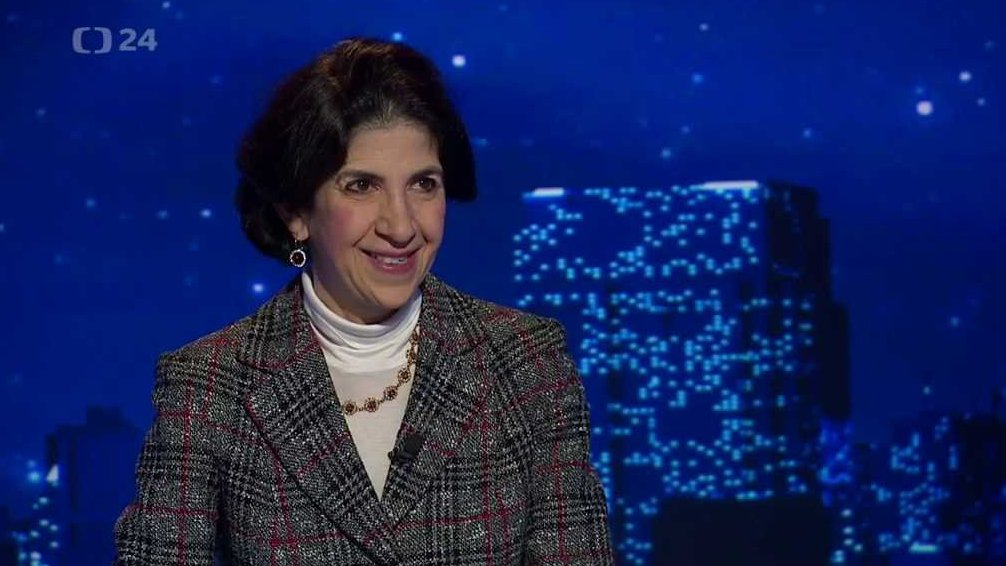 Fabiola Gianotti, director-general of CERN