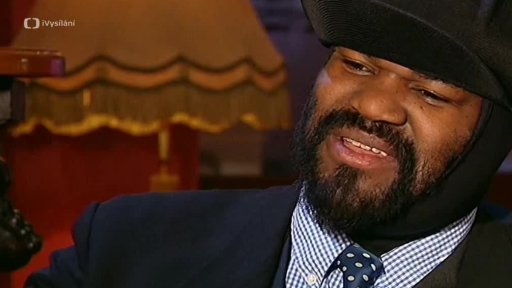 Gregory Porter (English version)