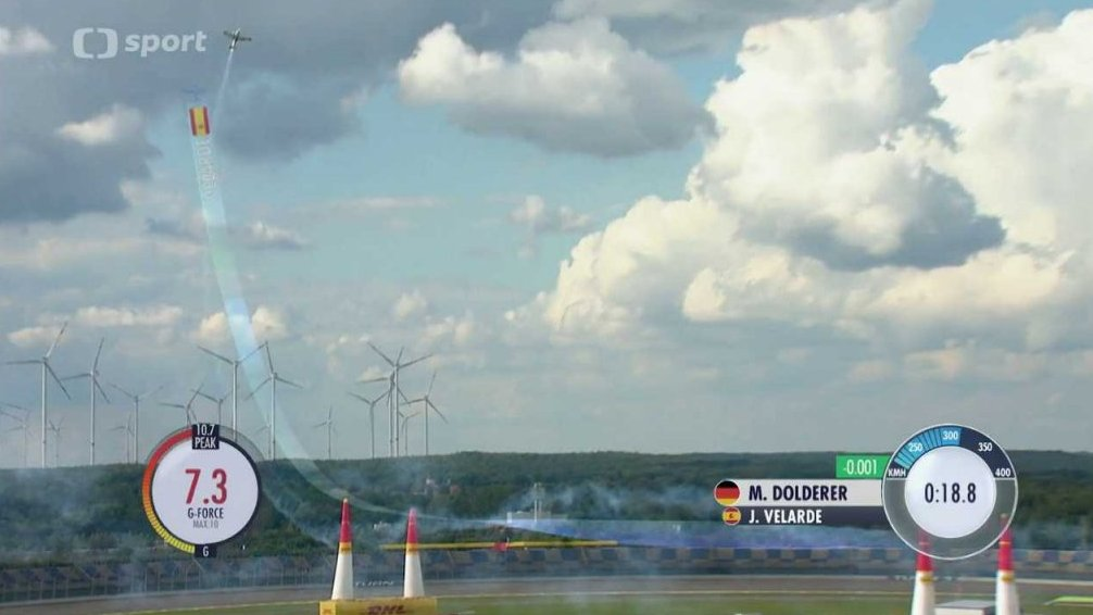 Red Bull Air Race: Red Bull Air Race 2017 Německo
