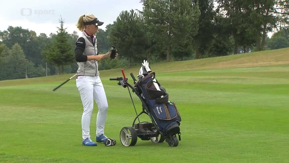 Golf: Czech Ladies Challenge 2018