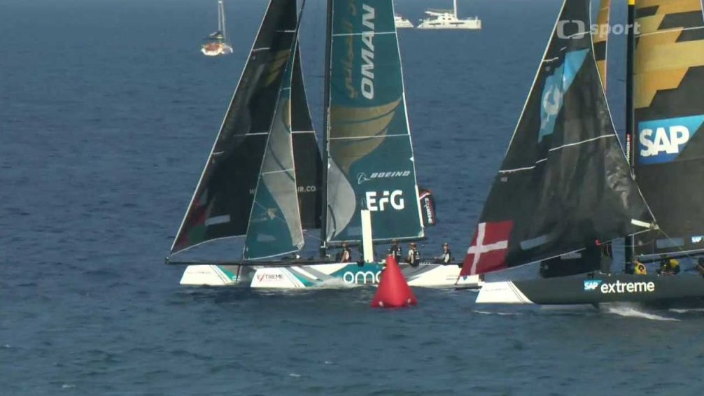 Lodní sporty: Extreme Sailing Series 2017