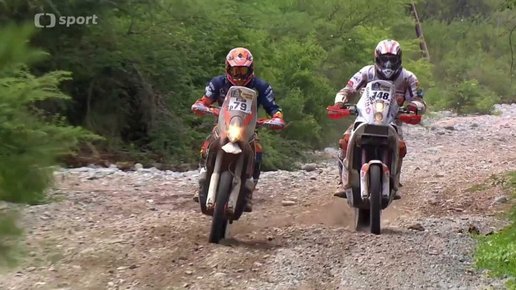 BARTH Racing na Rallye Dakar 2016