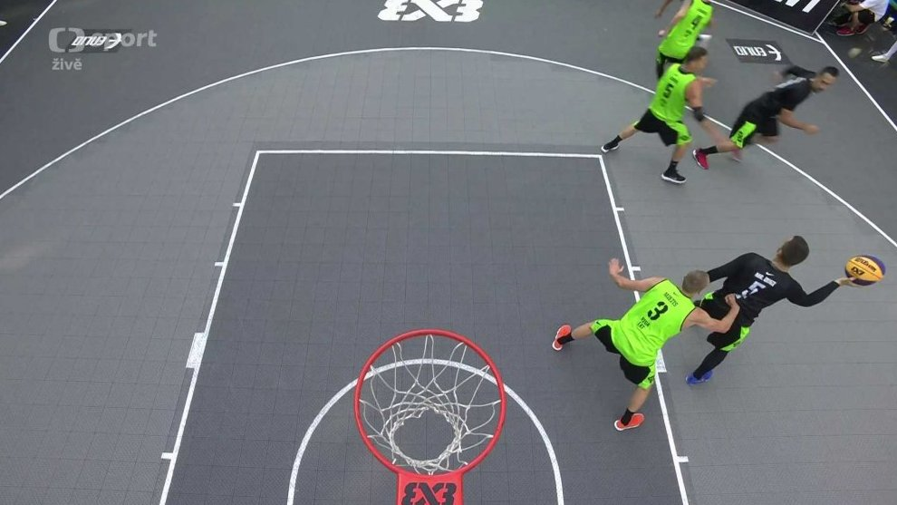 FIBA 3x3 World Tour Prague 2019