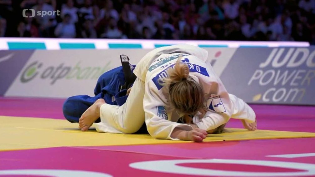 IJF World Tour 2020: Francie