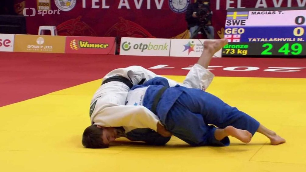 IJF World Tour 2021: Izrael