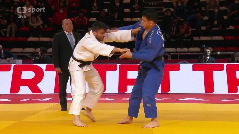 IJF World Tour 2021: Turecko
