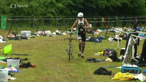 Triatlon: Czechman 2013