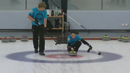 Curling: M ČR v curlingu mixy