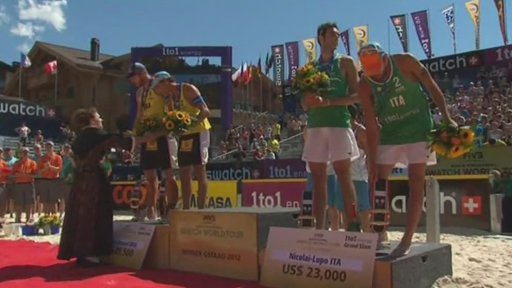 FIVB Swatch World Tour 2012