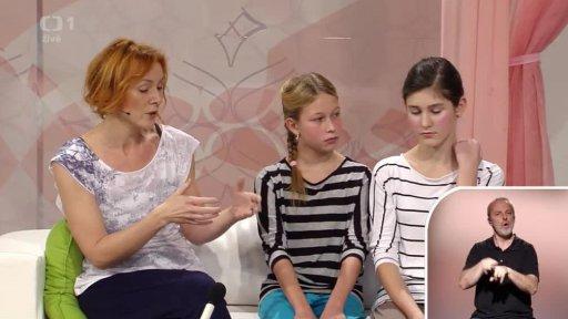 Vybrali jsme — Sama doma — Česká televize
