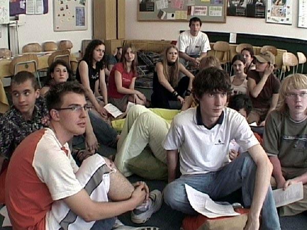 sedmnáct dospívající sex