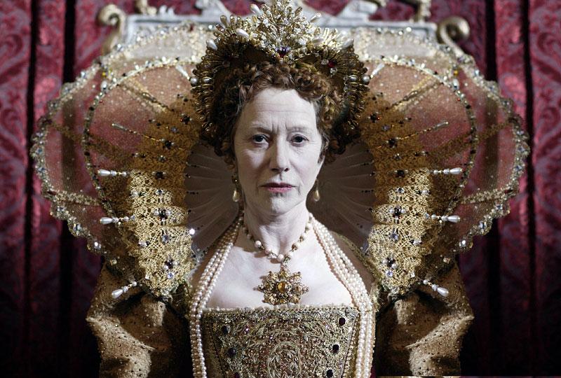 Královna Alžbět...