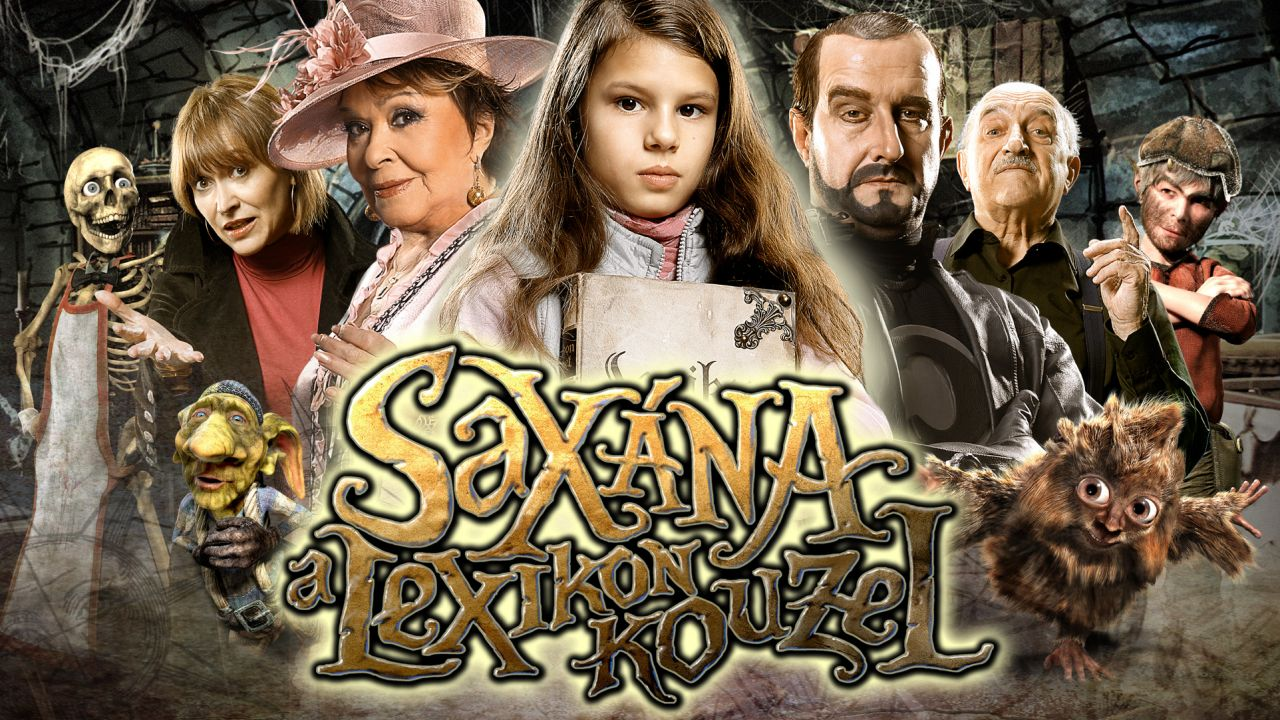 saxana lexikon kouzel 2011