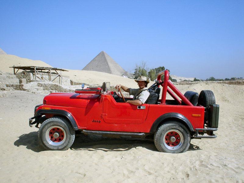 datování pyramid v Gíze