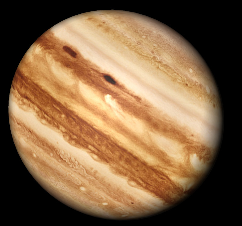 jupiter planet images - 794×741