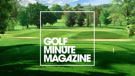 Golf Minute Magazine — Česká televize