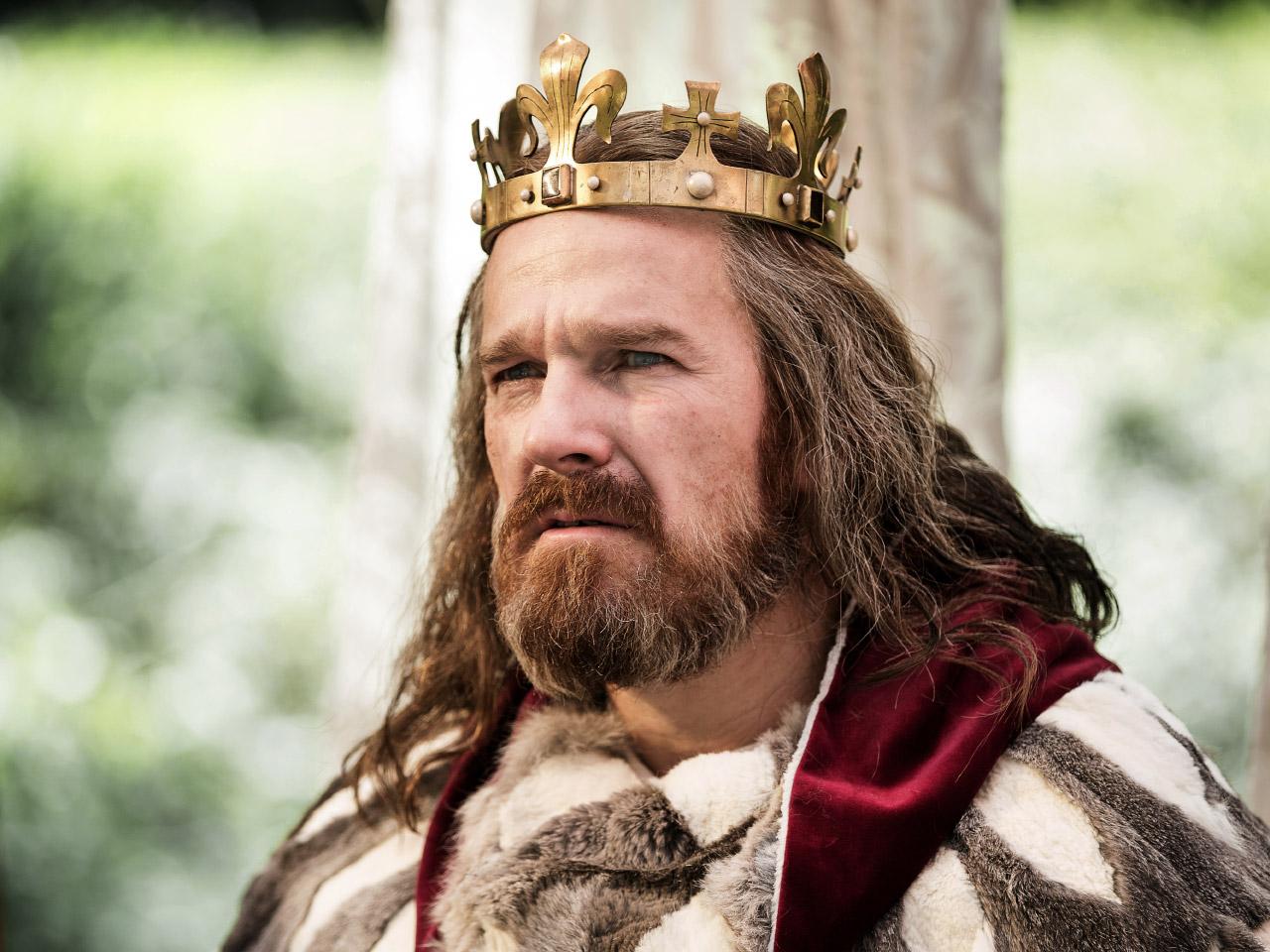Karel IV. má slabý hlas