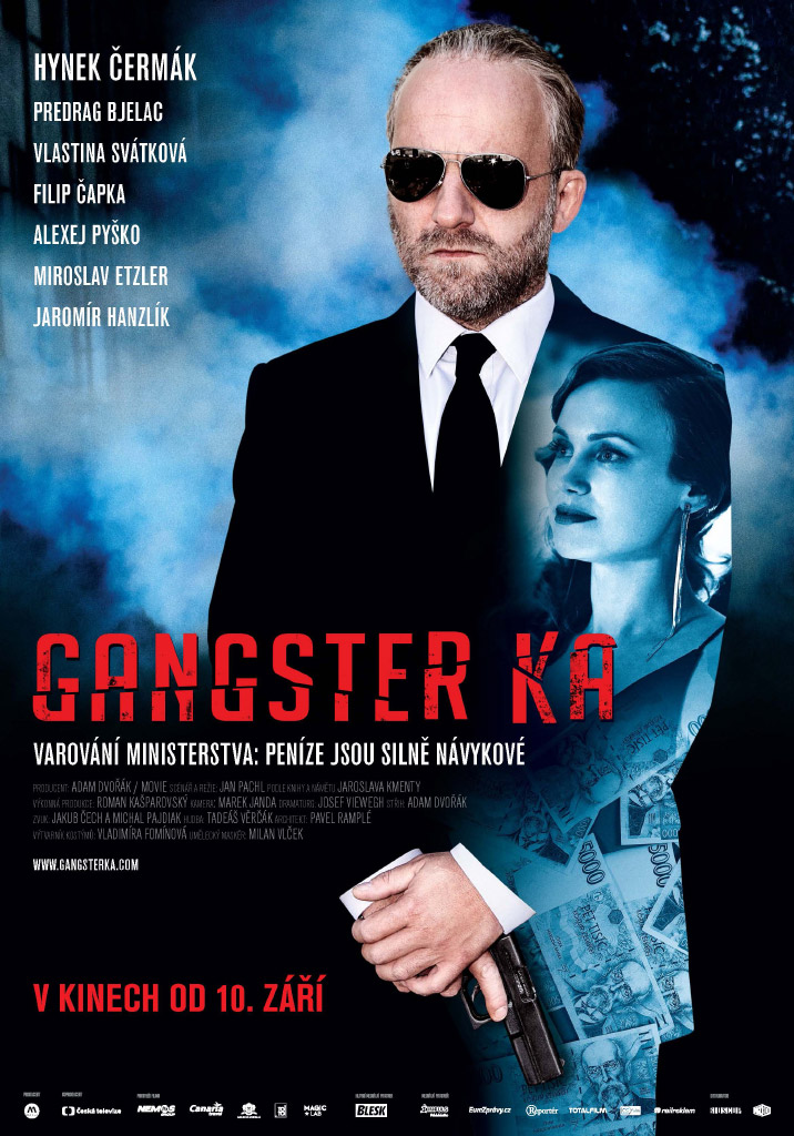 Gangster Ka — Česká televize