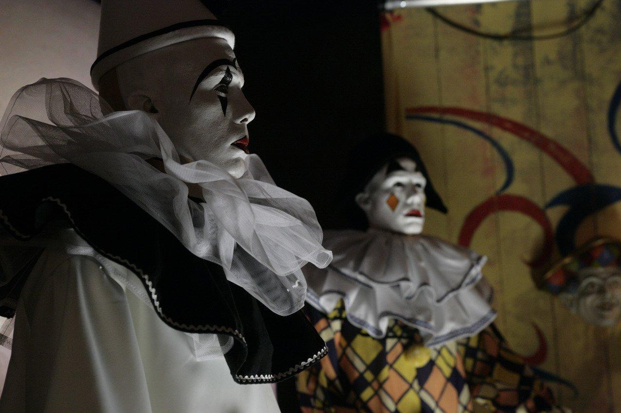 Randění s klaunem třídy