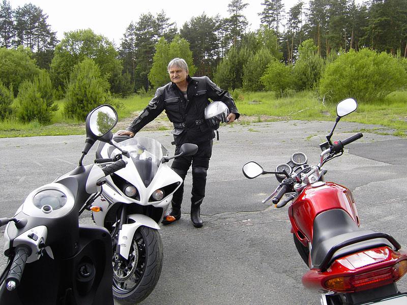 ba3c0725aaa Stop  Škola pro motorkáře — Česká televize