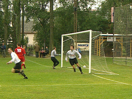 Během fotbalové sezóny se každý víkend odehrají stovky zápasů a to nejen  těch prvoligových 7038f08a6b