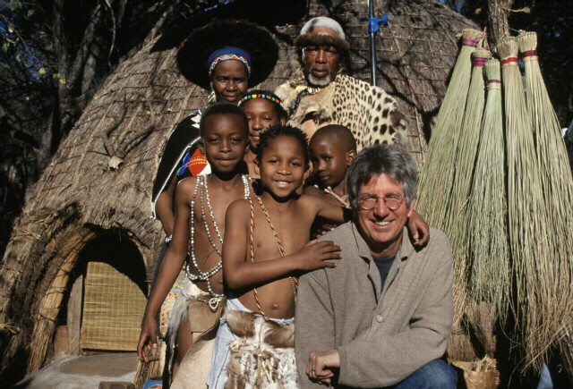 Africké dospívající trubky