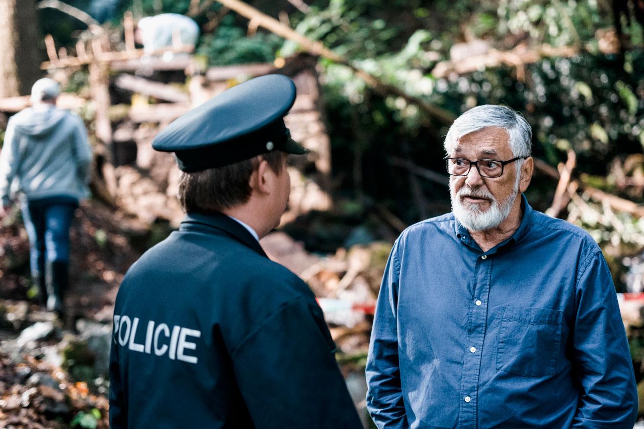 97cee17e1c5 Doktor Martin: Záhada v Beskydech — Česká televize