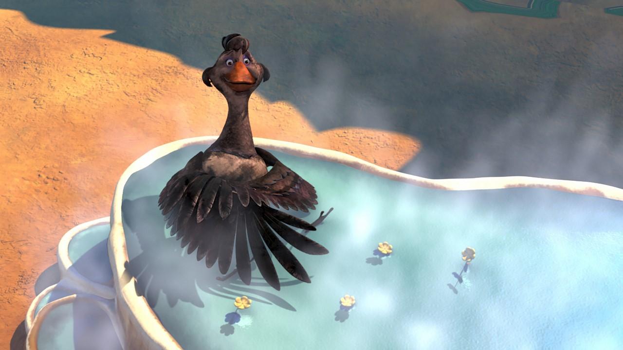 Horké kluky velké ptáky