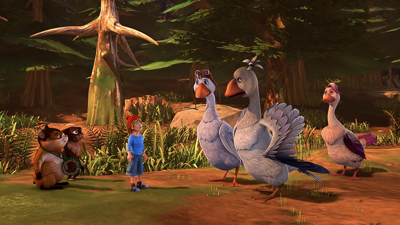 Tvůj pták je velký