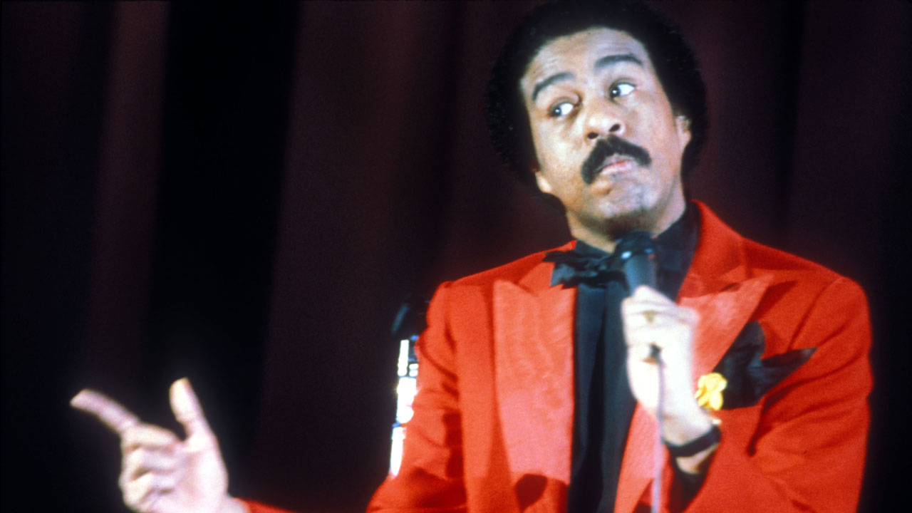 Já, Richard Pryor