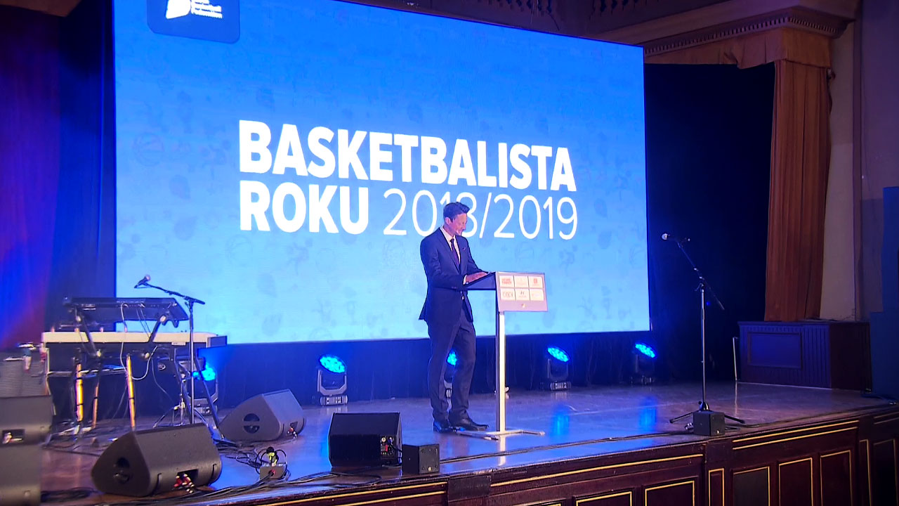 Basketbalista roku 2019