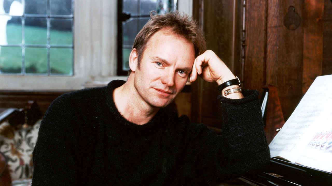 Legendy pop-rocku: Sting